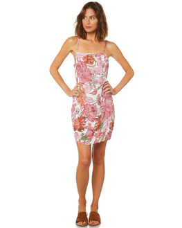 WHITE WOMENS CLOTHING ROLLAS DRESSES - 12852-001
