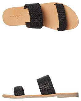 ad5c5d178923 BLACK WOMENS FOOTWEAR URGE FASHION SANDALS - URG17156BLK