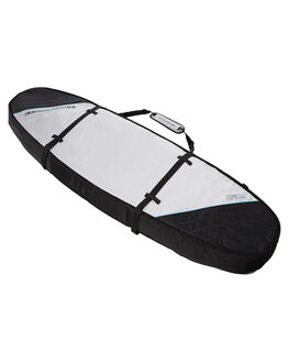 SILVER BOARDSPORTS SURF OCEAN AND EARTH BOARDCOVERS - SCSB05SIL