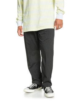 TAP SHOE SUIT PANT MENS CLOTHING QUIKSILVER PANTS - EQYNP03193-KYG3