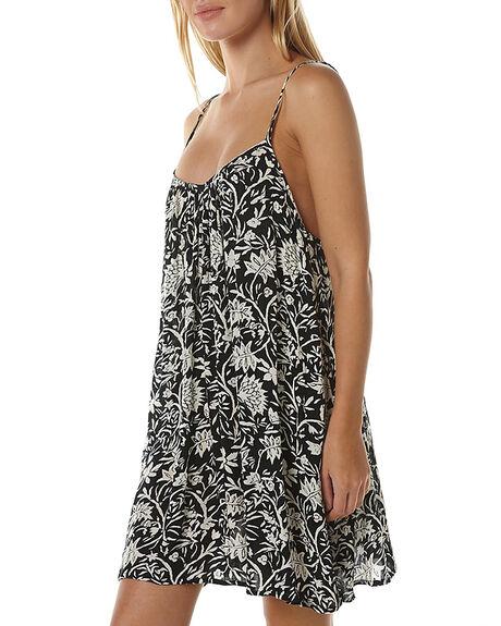 BLACK WOMENS CLOTHING VOLCOM DRESSES - B1341607BLK