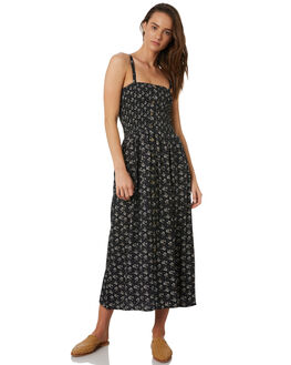 IRIS FLORAL WOMENS CLOTHING SWELL DRESSES - S8202451IRIS