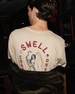 SESAME MENS CLOTHING SWELL TEES - S5203008SESME