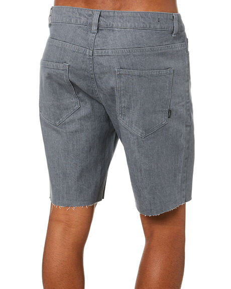 GREY MENS CLOTHING SWELL SHORTS - S5211241GREY
