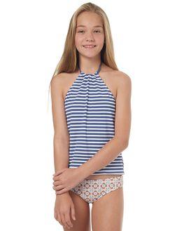 STRIPE MOSAIC KIDS GIRLS SWELL SWIMWEAR - S6171380STRMO