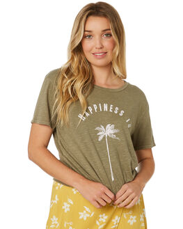 SAGE WOMENS CLOTHING BILLABONG TEES - 6582023S12