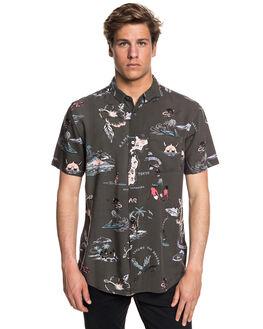 TARMAC VARIABLE CAMP MENS CLOTHING QUIKSILVER SHIRTS - EQYWT03709KTA6