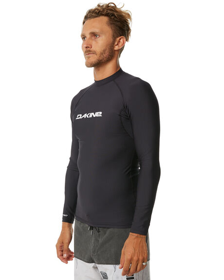 BLACK SURF RASHVESTS DAKINE MENS - 10001017BLK1