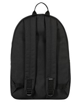 VIPER BLACK MENS ACCESSORIES PARKLAND BAGS + BACKPACKS - 20002-00284-OSVIPER