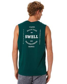 DEEP SEA MENS CLOTHING SWELL SINGLETS - S5201274DESEA