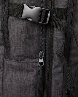 BLACK STEALTH MARLE MENS ACCESSORIES RUSTY BAGS + BACKPACKS - BTM0205BSS