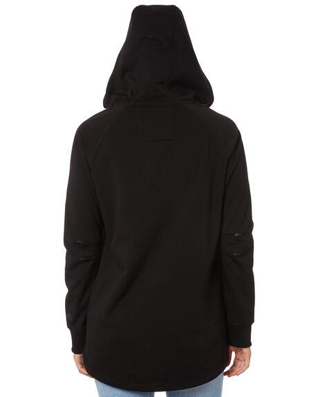 BLACK WOMENS CLOTHING RIP CURL JUMPERS - GFEBM90090