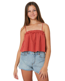 PAPAYA KIDS GIRLS RUSTY TOPS - WSG0002PAP