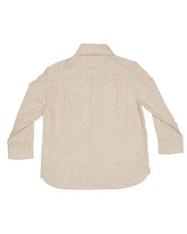 OATMEAL KIDS TODDLER BOYS ROOKIE BY THE ACADEMY BRAND TOPS - R19S840OAT