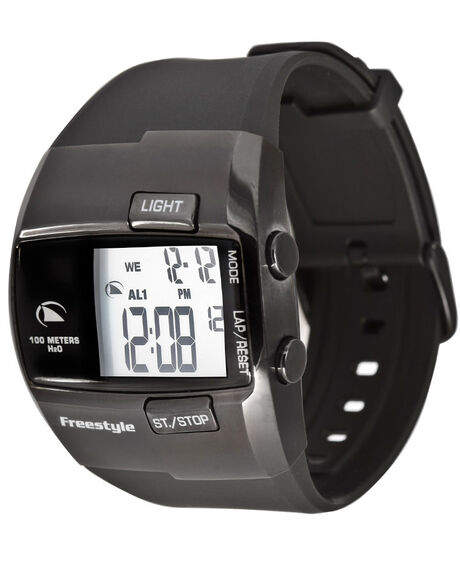 BLACK MENS ACCESSORIES FREESTYLE WATCHES - FS84856