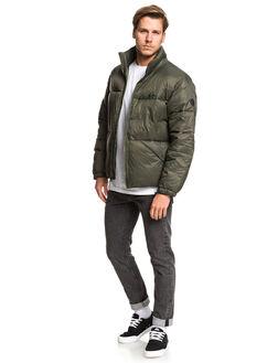 DEEP DEPTHS MENS CLOTHING QUIKSILVER JACKETS - EQYJK03516-CZC0