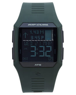 MILITARY GREEN MENS ACCESSORIES RIP CURL WATCHES - A11190854