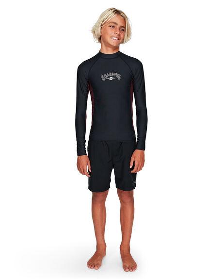 BLACK BOARDSPORTS SURF BILLABONG BOYS - BB-8792500-BLK