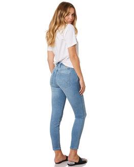 SIMPLE DREAMS WOMENS CLOTHING WRANGLER JEANS - W-951402-KU7