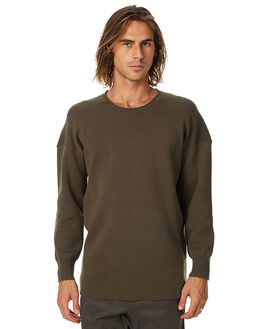 PEAT MENS CLOTHING ZANEROBE KNITS + CARDIGANS - 415-WANPEAT