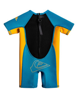 INDIAN TEAL/FLAME BOARDSPORTS SURF QUIKSILVER BOYS - EQTW503002-XBBN
