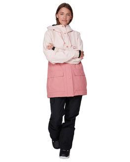 PEACH WHIP BOARDSPORTS SNOW DC SHOES WOMENS - EDJTJ03044-MEK0