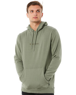 MID GREEN MENS CLOTHING RIP CURL JUMPERS - CFEMZ19436