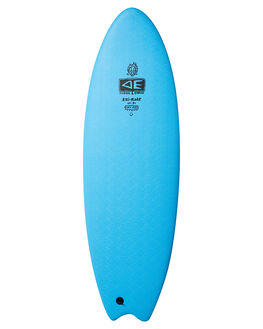 BLUE BOARDSPORTS SURF OCEAN AND EARTH SOFTBOARDS - SESO56GBLU