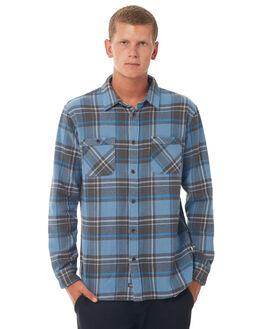 BLUE SHADOW DRYCAMP MENS CLOTHING QUIKSILVER SHIRTS - EQMWT03127BKQ1