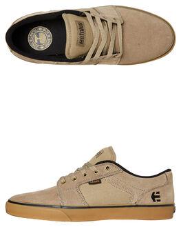 OLIVE MENS FOOTWEAR ETNIES SNEAKERS - 4101000351356