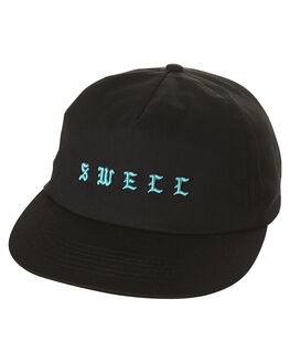 BLACK MENS ACCESSORIES SWELL HEADWEAR - S51611612BLK