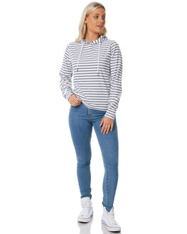 STRIPE WOMENS CLOTHING SWELL TEES - S8183100STRIP