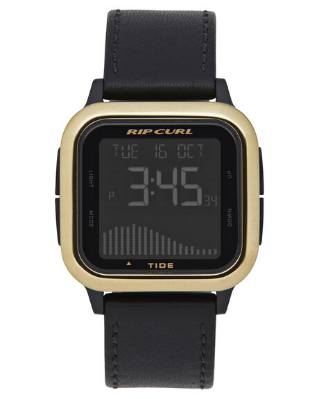 GOLD MENS ACCESSORIES RIP CURL WATCHES - A11410146