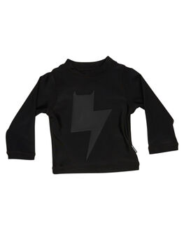 BLACK KIDS BABY MUNSTER KIDS CLOTHING - MI192RA01BLK