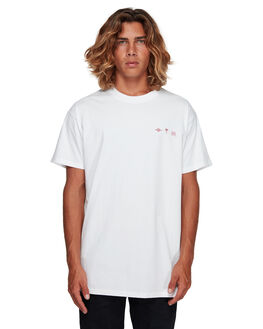 WHITE MENS CLOTHING BILLABONG TEES - BB-9591020-WHT
