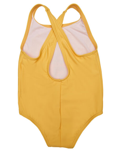 LIGHT YELLOW OUTLET KIDS RIP CURL CLOTHING - FSICC14094
