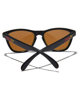 MATTE BLACK PRIZM MENS ACCESSORIES OAKLEY SUNGLASSES - 0OO9013-E255