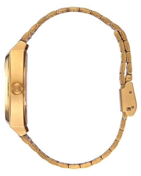 ALL GOLD SH MENS ACCESSORIES NIXON WATCHES - A045-2497
