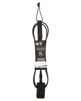 BLACK BLACK BOARDSPORTS SURF FK SURF LEASHES - 1250BLKBK