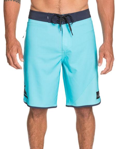 PACIFIC BLUE MENS CLOTHING QUIKSILVER BOARDSHORTS - EQYBS04364-BGZ6
