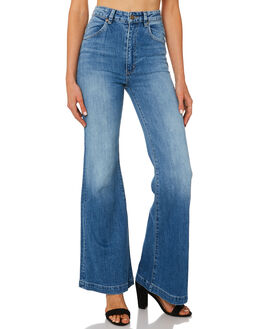 KAREN BLUE WOMENS CLOTHING ROLLAS JEANS - 12786-3982