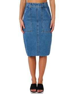 BRIGHT PURE WOMENS CLOTHING NEUW SKIRTS - 38125-4418
