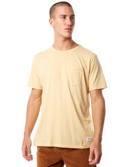 BEIGE MENS CLOTHING KATIN TEES - KNBAS00BGE