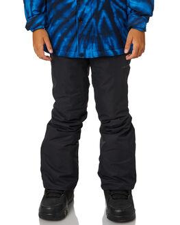 BLACK BOARDSPORTS SNOW VOLCOM BOYS - I1251902BLK
