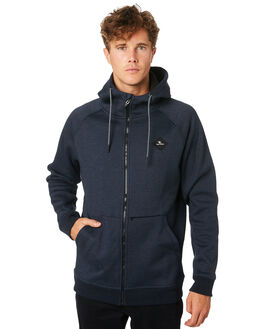 NAVY MARLE MENS CLOTHING RIP CURL JUMPERS - CFEPL13277