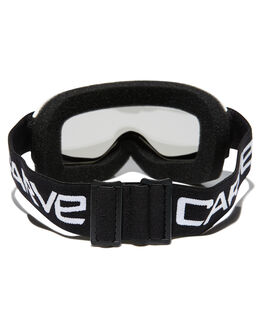 WHITE GREY BOARDSPORTS SNOW CARVE GOGGLES - 6140WHIGR