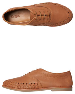 COGNAC MENS FOOTWEAR URGE FASHION SHOES - URG17177COG