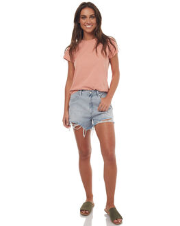 SUNBURNT WOMENS CLOTHING BILLABONG TEES - 6572142SUNB