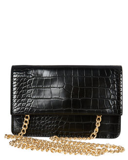 BLACK CROC OUTLET WOMENS BILLINI BAGS + BACKPACKS - HB16BLK