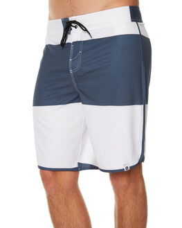 SALT STRIPE MENS CLOTHING OURCASTE BOARDSHORTS - B1014SLT